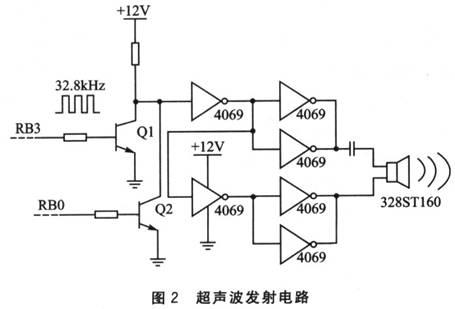连通正相放大电路;当rb3电平为低时